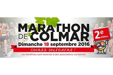 marathon colmar